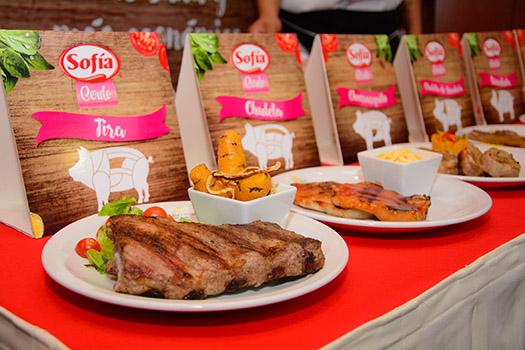 Carne ahumada Sofía